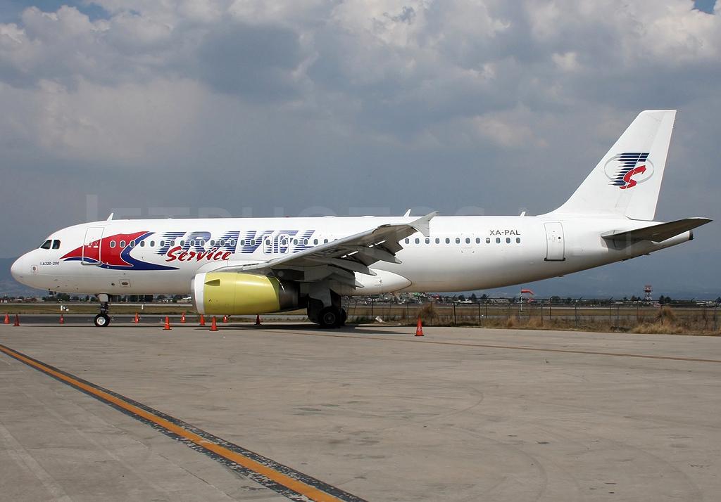 Air Travel Usage