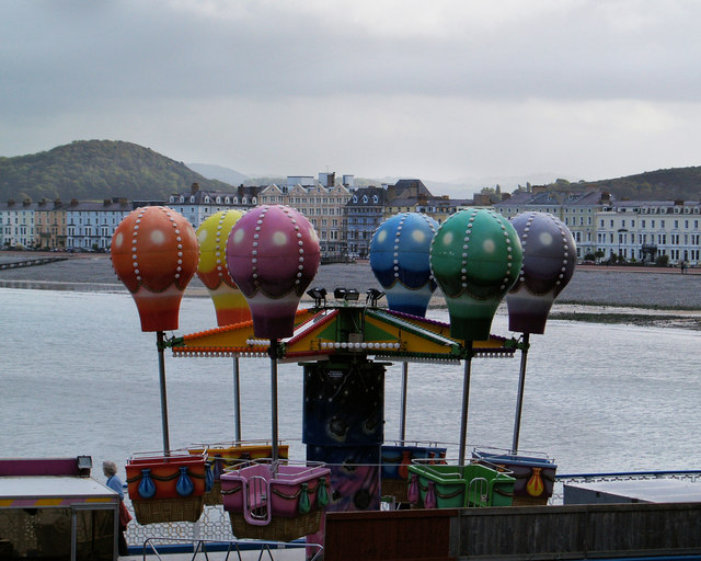 File:All the fun of the fair - geograph.org.uk - 581737.jpg
