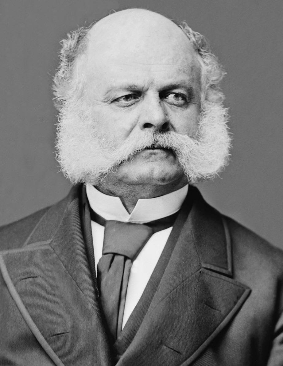 U Beard Ambrose Burnside - Wik...