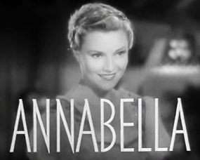 Annabella (actress) French cinema actress