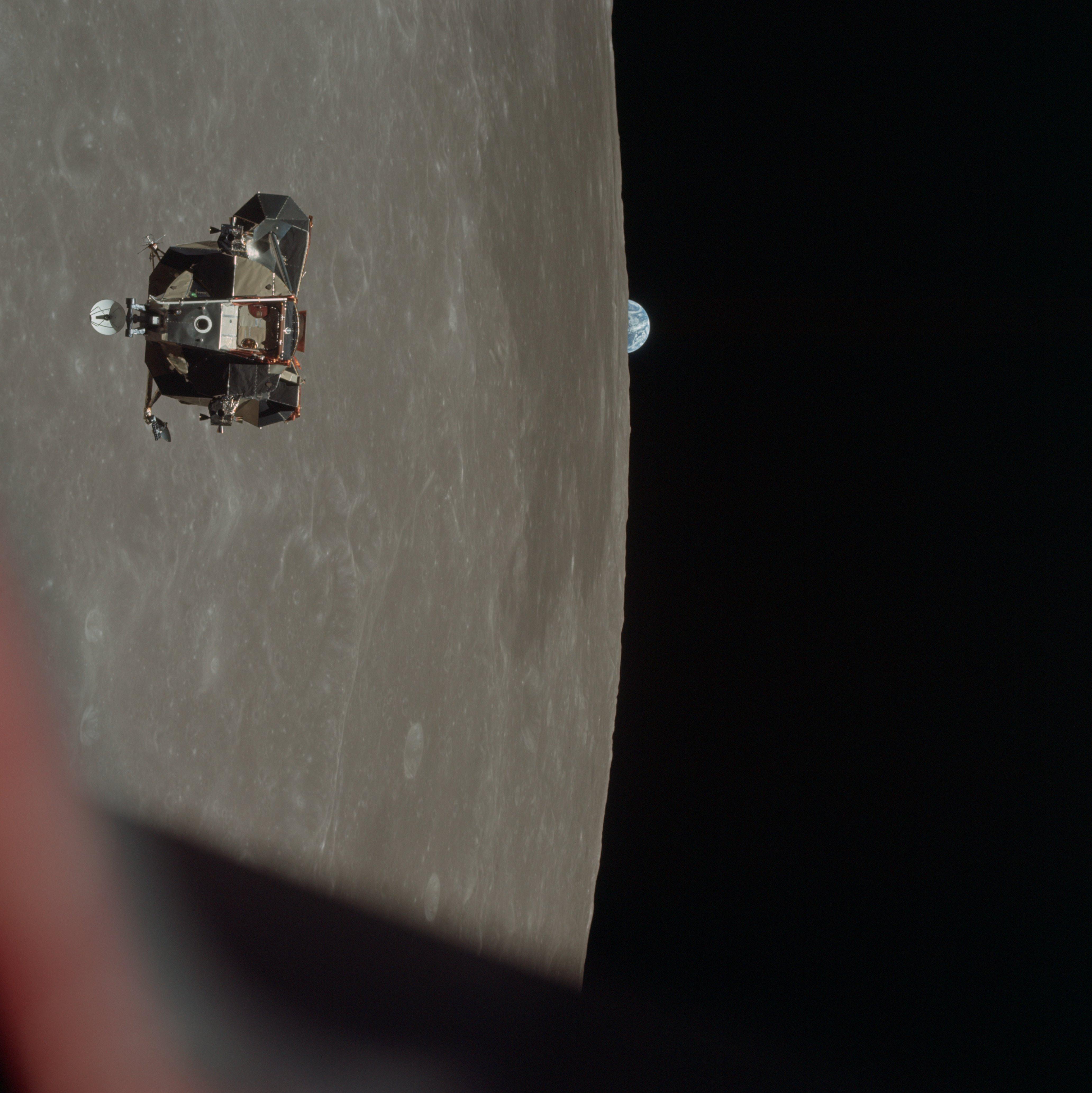 apollo 10 lunar module - photo #20
