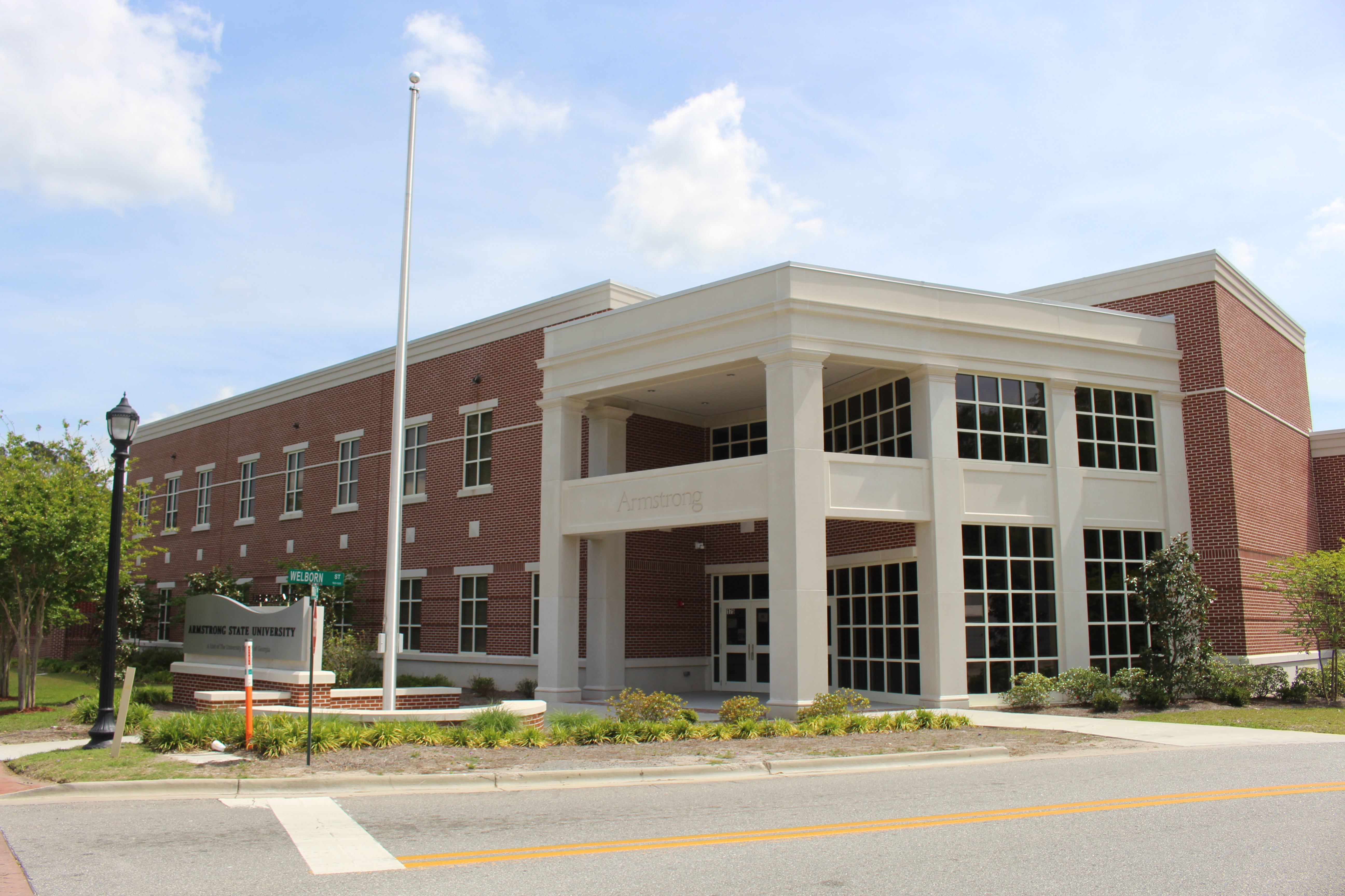 Armstrong State University >> File Armstrong State University Hinesville Jpg Wikimedia