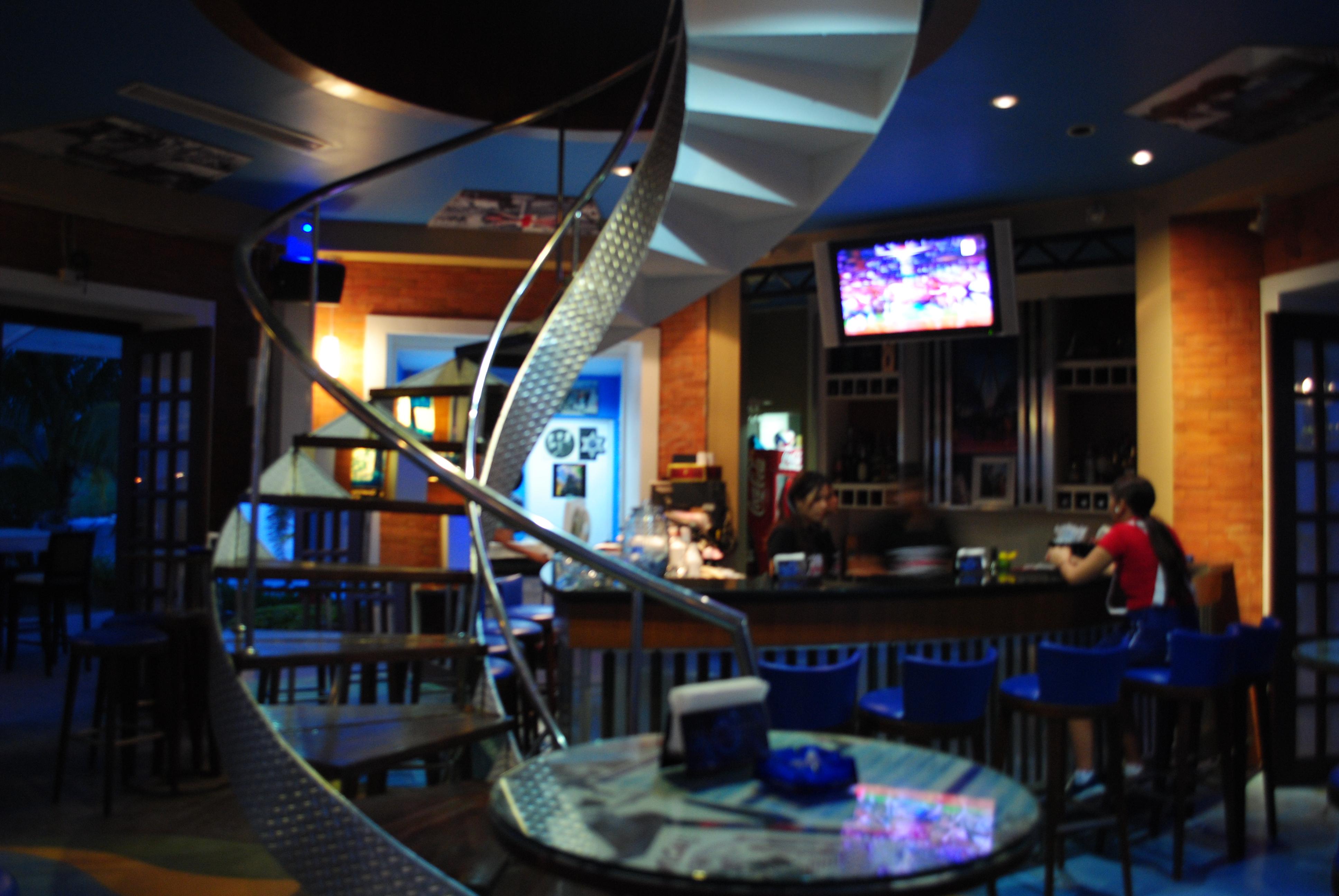 bars design Oyle kalakaari