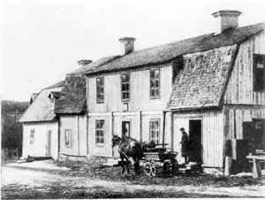 Barkarby Gamla Gästgivargård, 1890.jpg