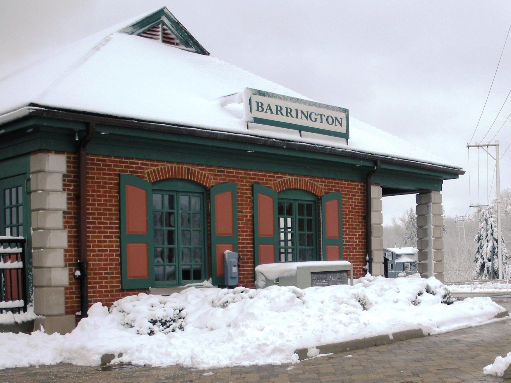 Illinois lake county wauconda - Wauconda Il Picture Barrington Il Train Station Jpg