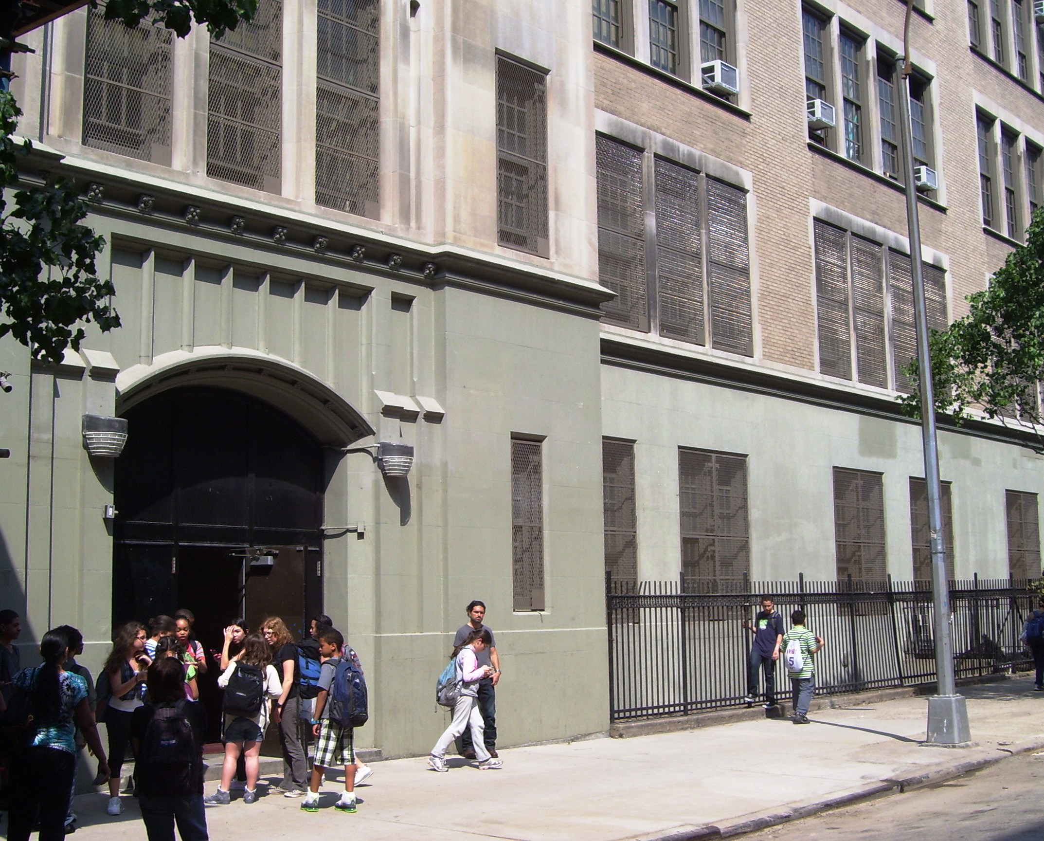 Bayard Rustin High School New York City