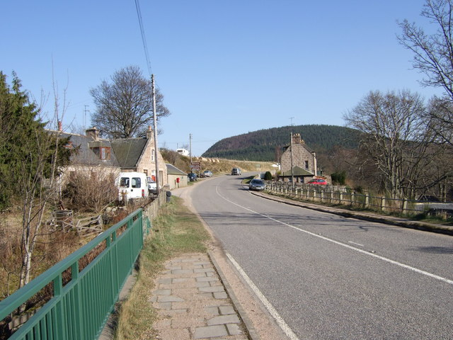 Bridge of Gairn - geograph.org.uk - 377848