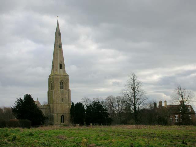 File:Brington Church - geograph.org.uk - 345561.jpg