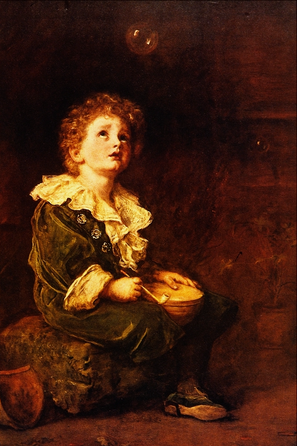 Bubbles - Sir John Everett Millais