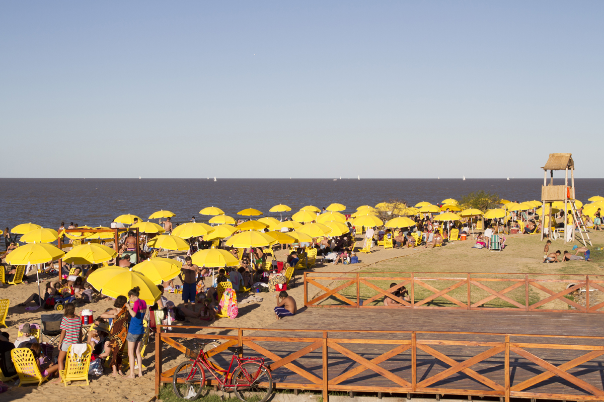 Depiction of Buenos Aires Playa