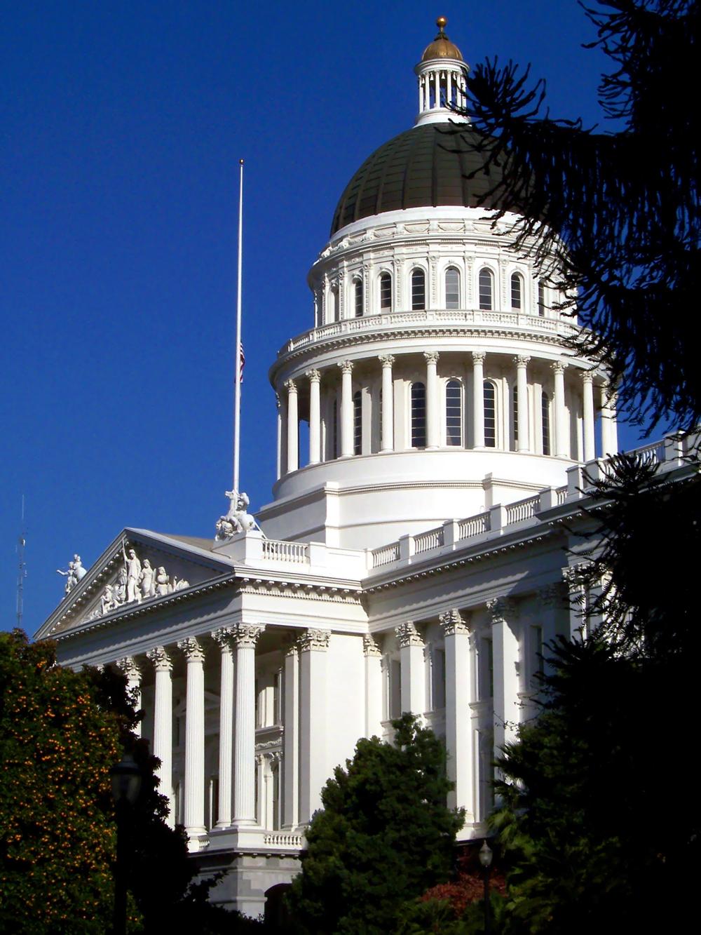 California historical landmark wikipedia for 3 famous landmarks