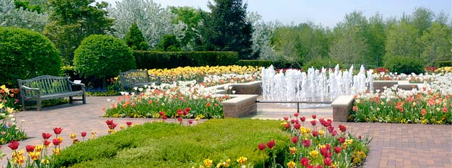 Perfect A True Learning Institution, The Chicago Botanical Gardens Has 24  Remarkable Gardens And Is Marked By Ever Changing Beauty On Nearly 400  Acres Of Landscaped ...