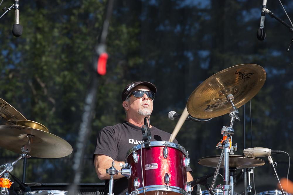 Chris Pedersen drummer