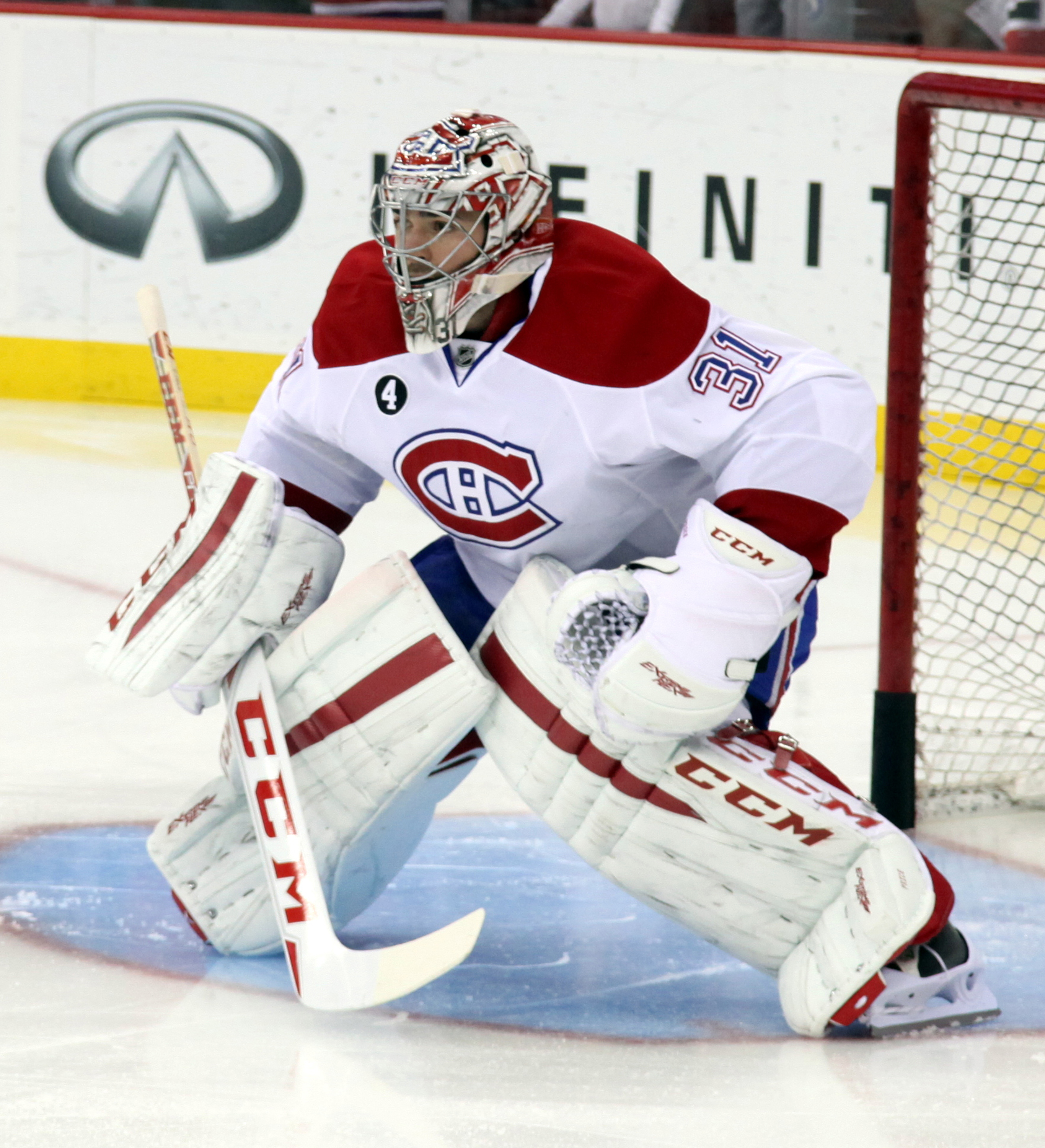 Carey Price:  Top NHL Goalie
