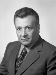 Il Senatore Franco Salerno, presidente del Matera per ventidue anni