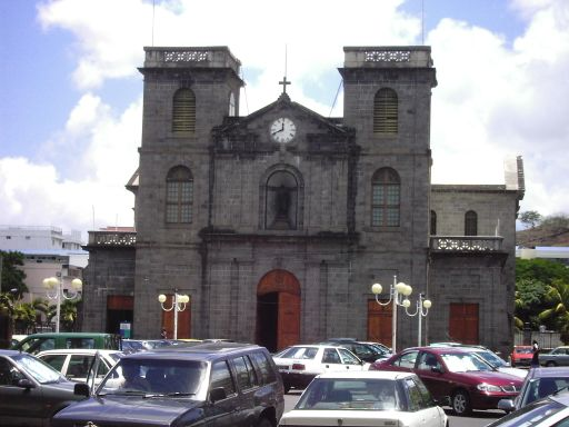 Roman catholic diocese of port louis wikipedia for Porte st louis
