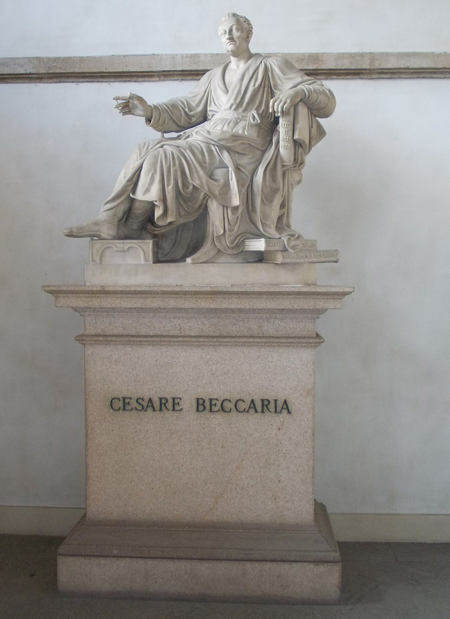 Cesare Beccaria: Biography & Crime and Punishment