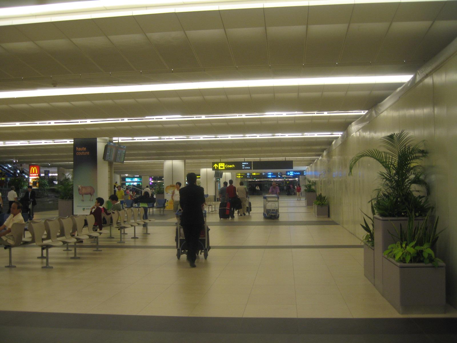 file changi airport terminal 2 arrival hall 2 jpg. Black Bedroom Furniture Sets. Home Design Ideas