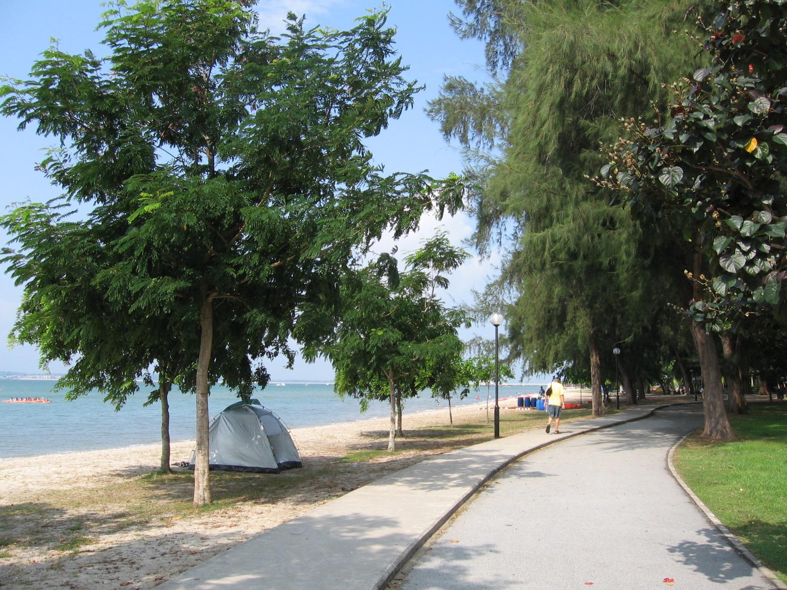 Changi Beach Park - Wikipedia
