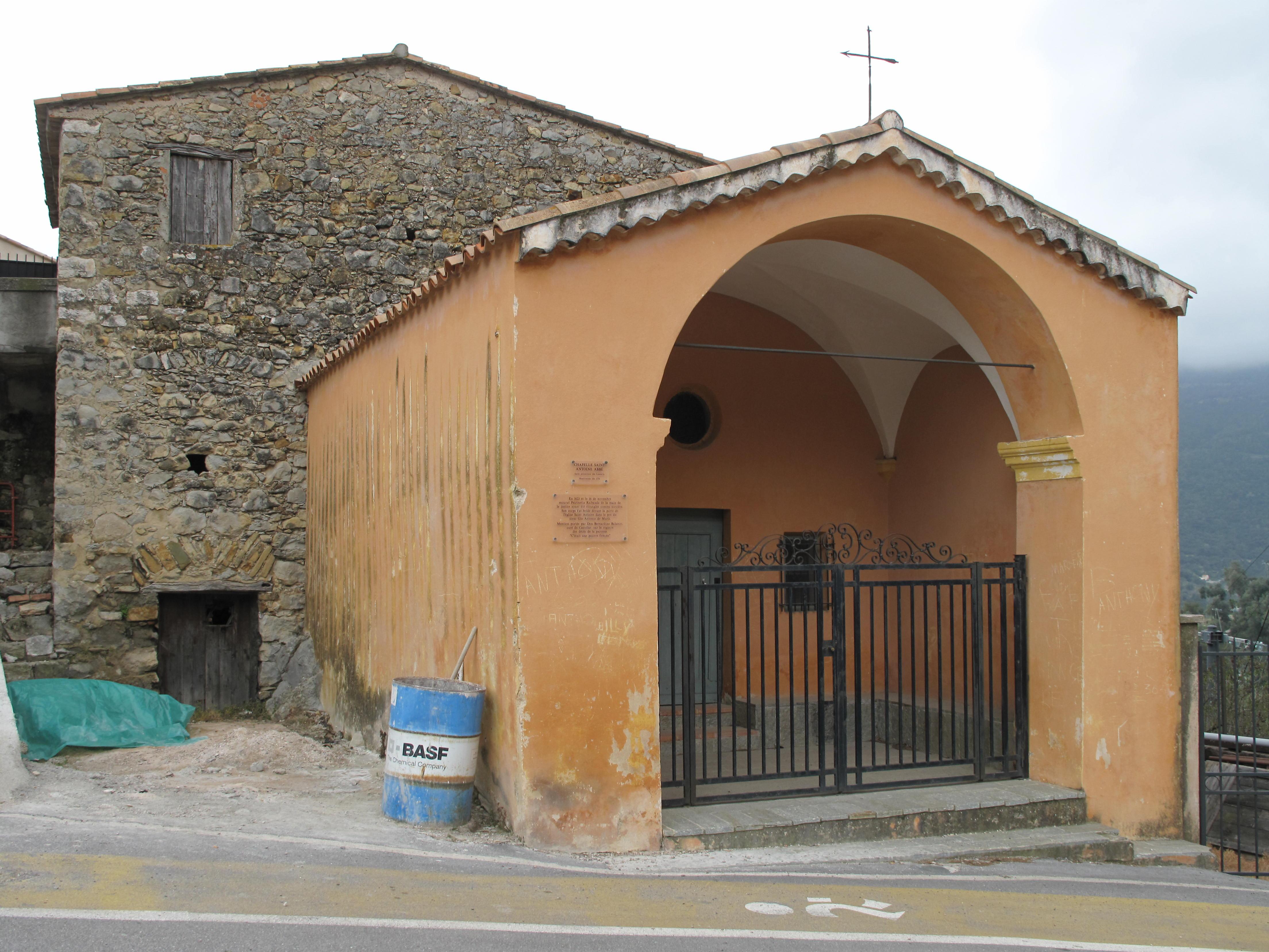 Edifices religieux - Page 9 Chapelle_Saint-Antoine_de_Castellar