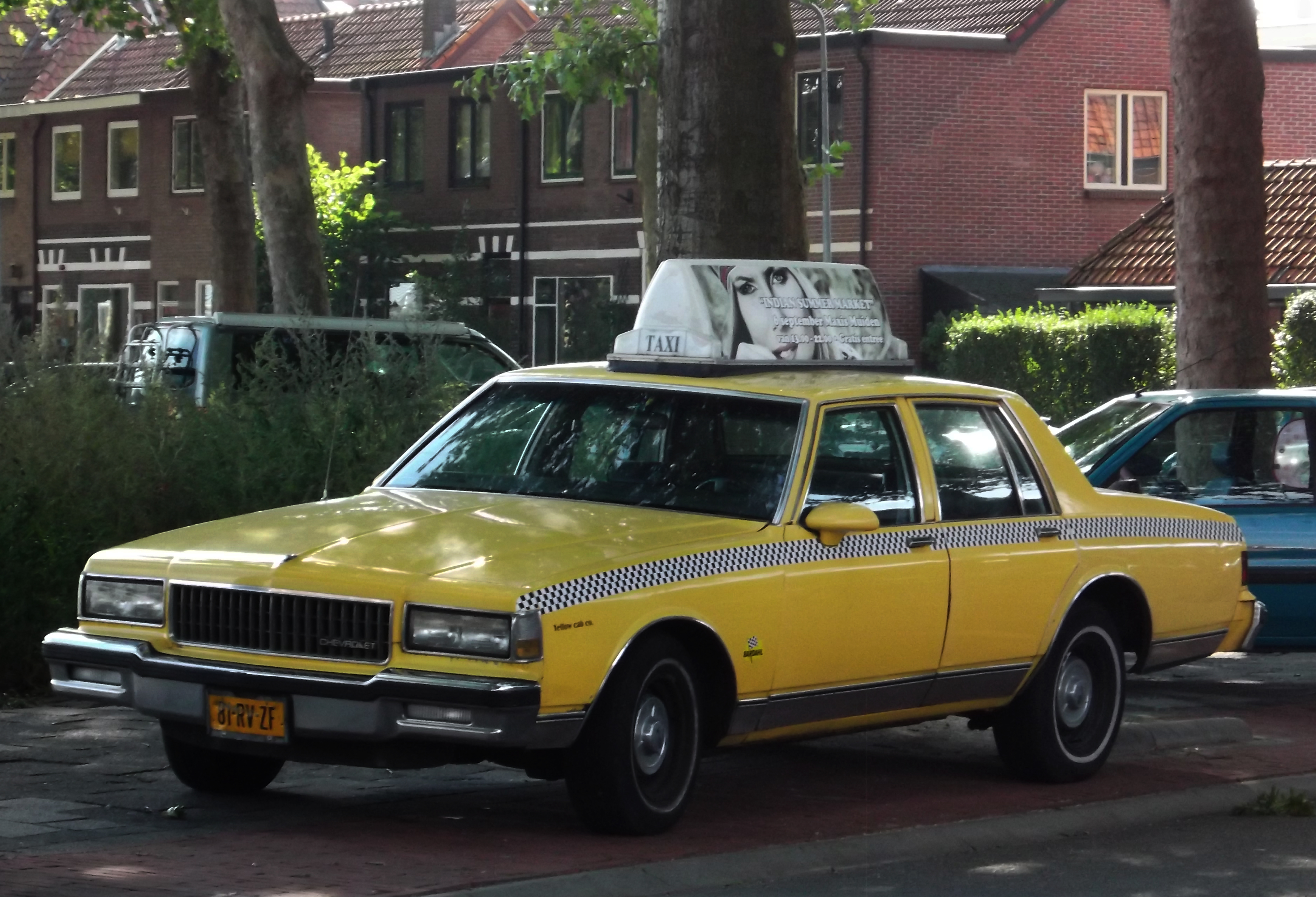 File:Chevrolet Caprice Classic (10022668953) jpg - Wikimedia Commons