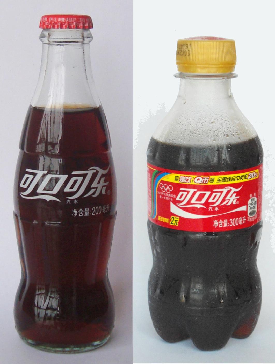 Dating glass coke bottles