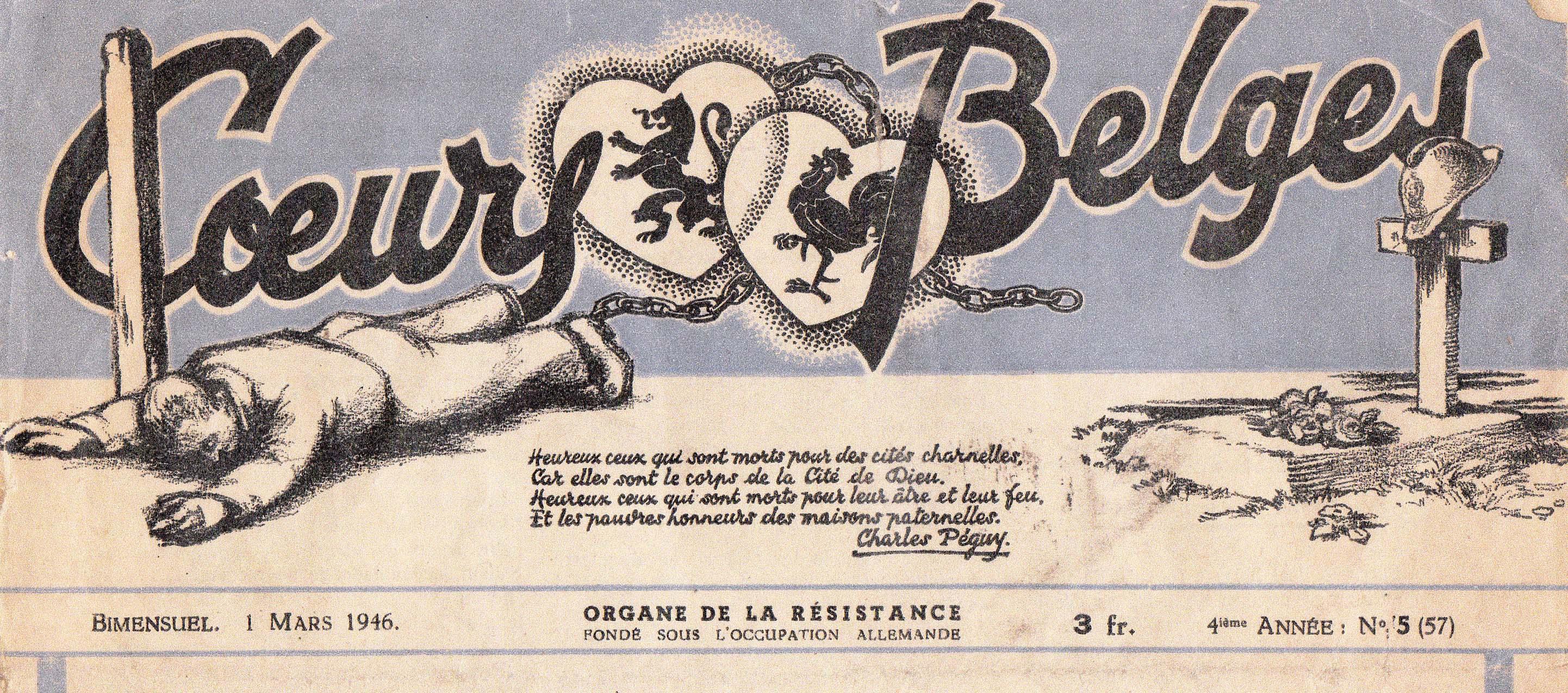 Image result for Coeurs belges 1923