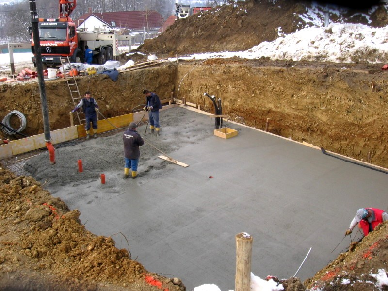 История возникновения бетона реферат 7511