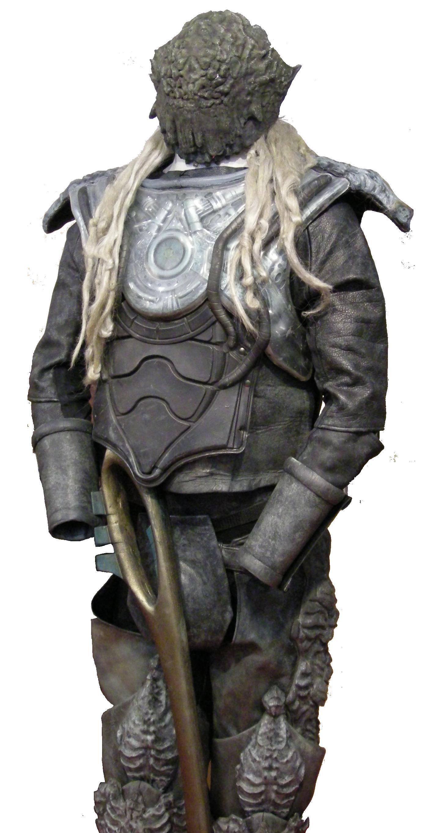 Stargate Wraith