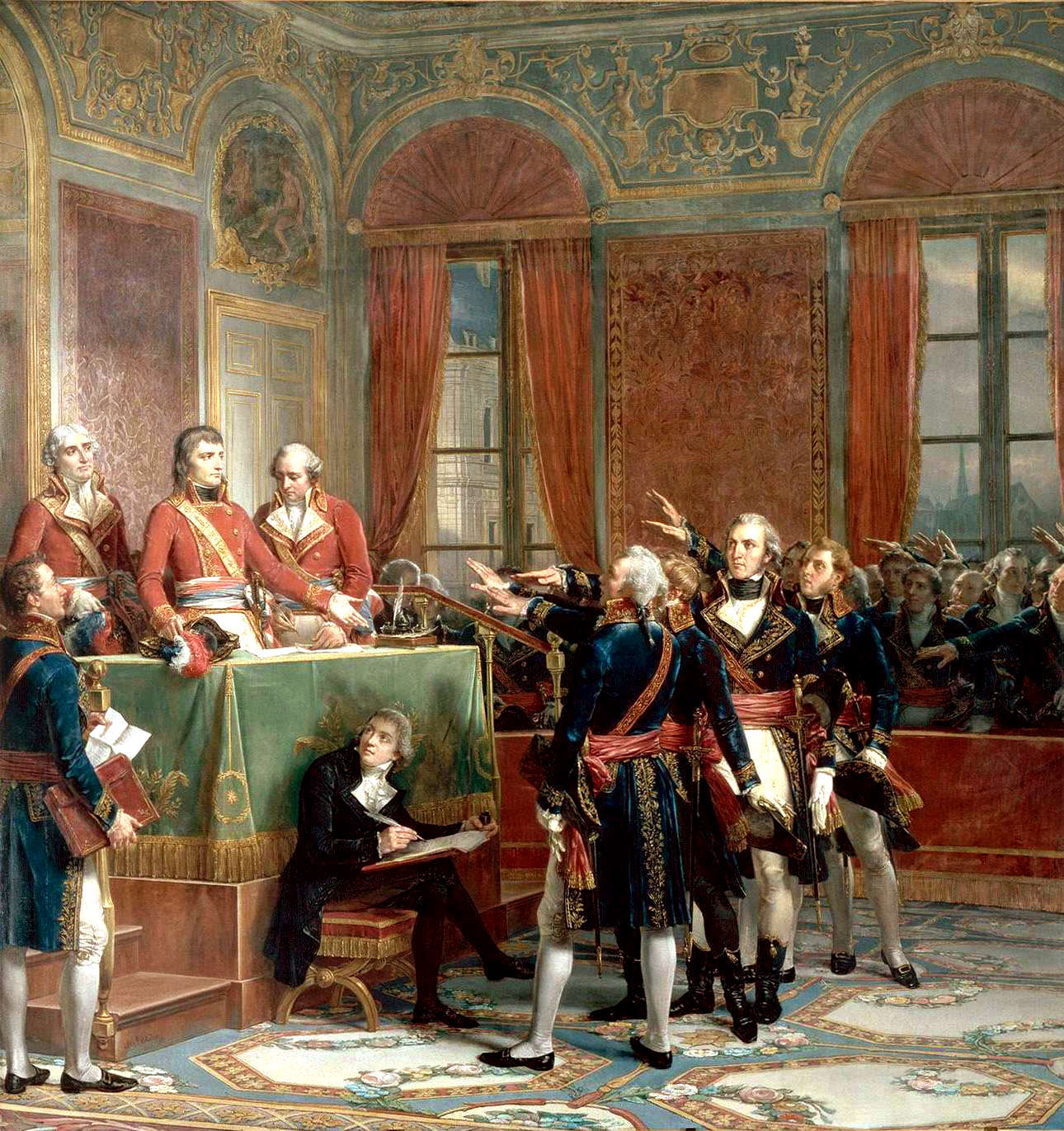 an analysis of the coup detat on france by napoleon bonaparte The directory takes control nov coup d'etat by control nov coup d'etat by napoleon bonaparte: and the multiple wars that france had been.