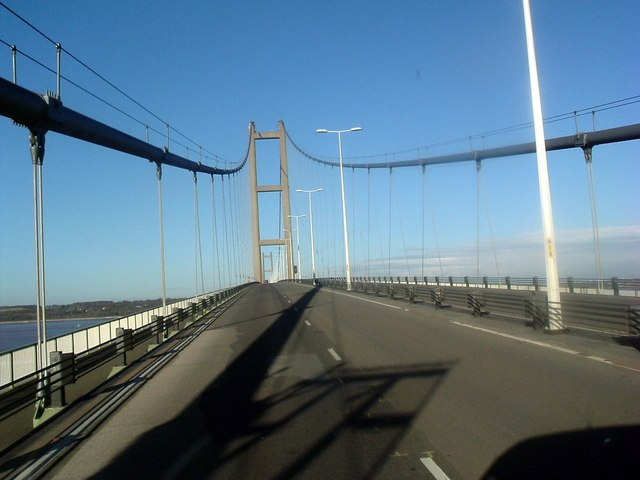 Crossing the Humber - geograph.org.uk - 381739