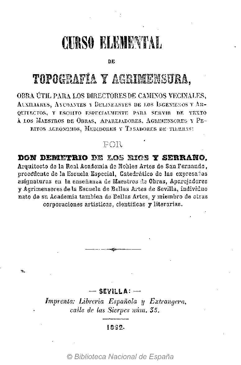 TOPOGRAFIA Y AGRIMENSURA EBOOK