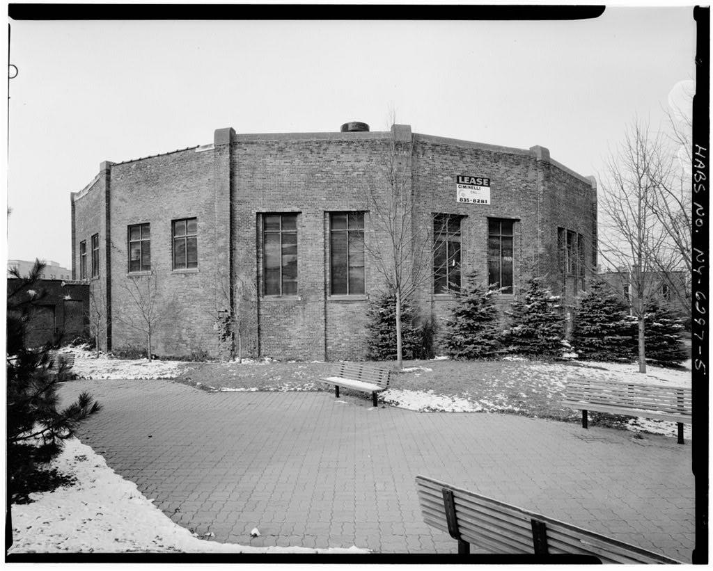 Cyclorama Building Buffalo New York