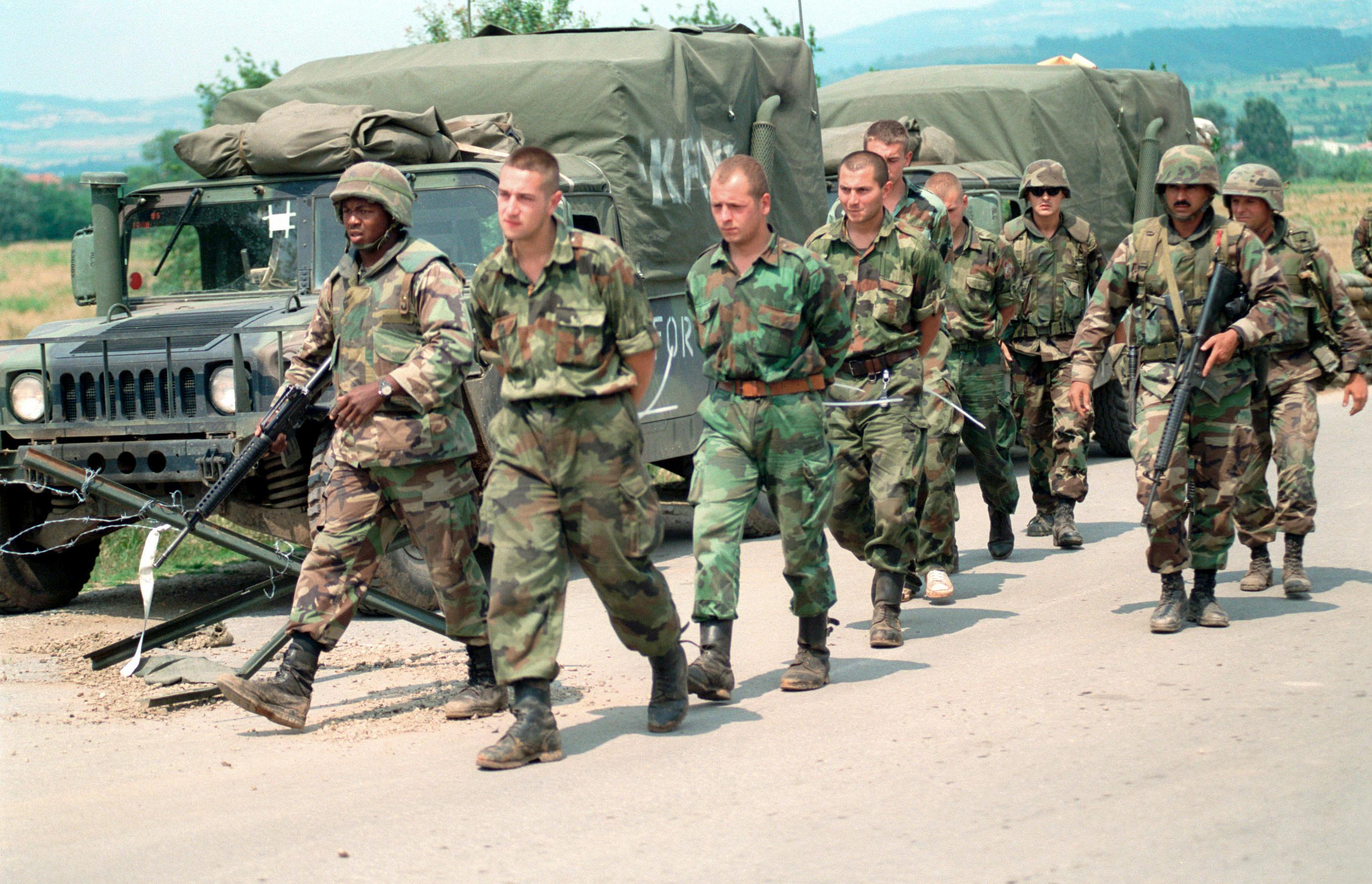 Yogoslavia and escort