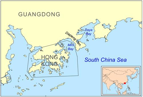 North China Sea Islands