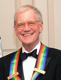 David Letterman 2012