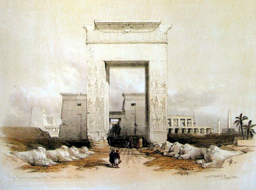 DAVID ROBERTS - Página 2 David_Roberts_Egypt_Nubia_Vol_3_d