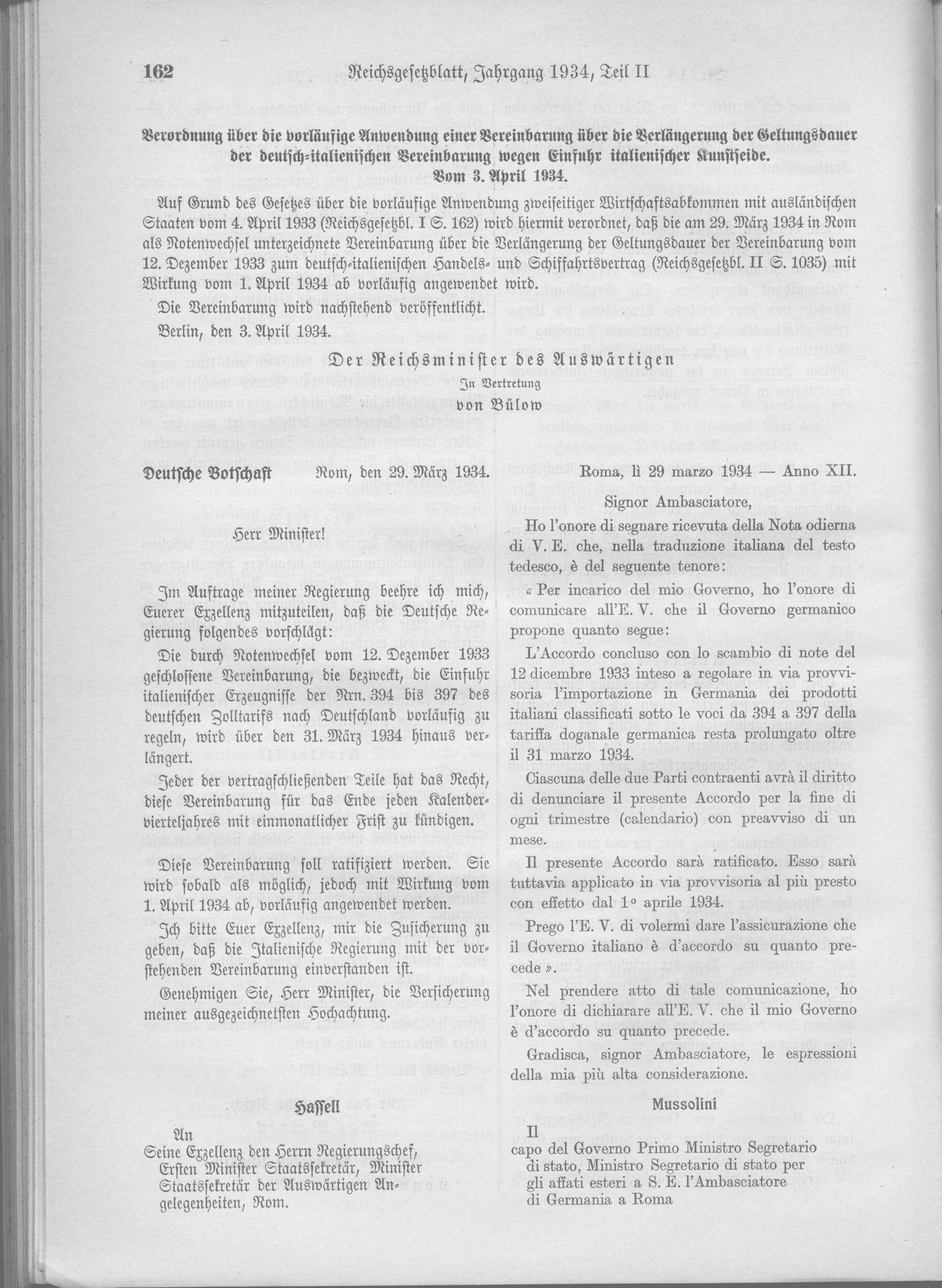 File Deutsches Reichsgesetzblatt 34t2 018 0162 Jpg Wikimedia Commons