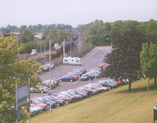 Devonshire Walk Car Park Carlisle