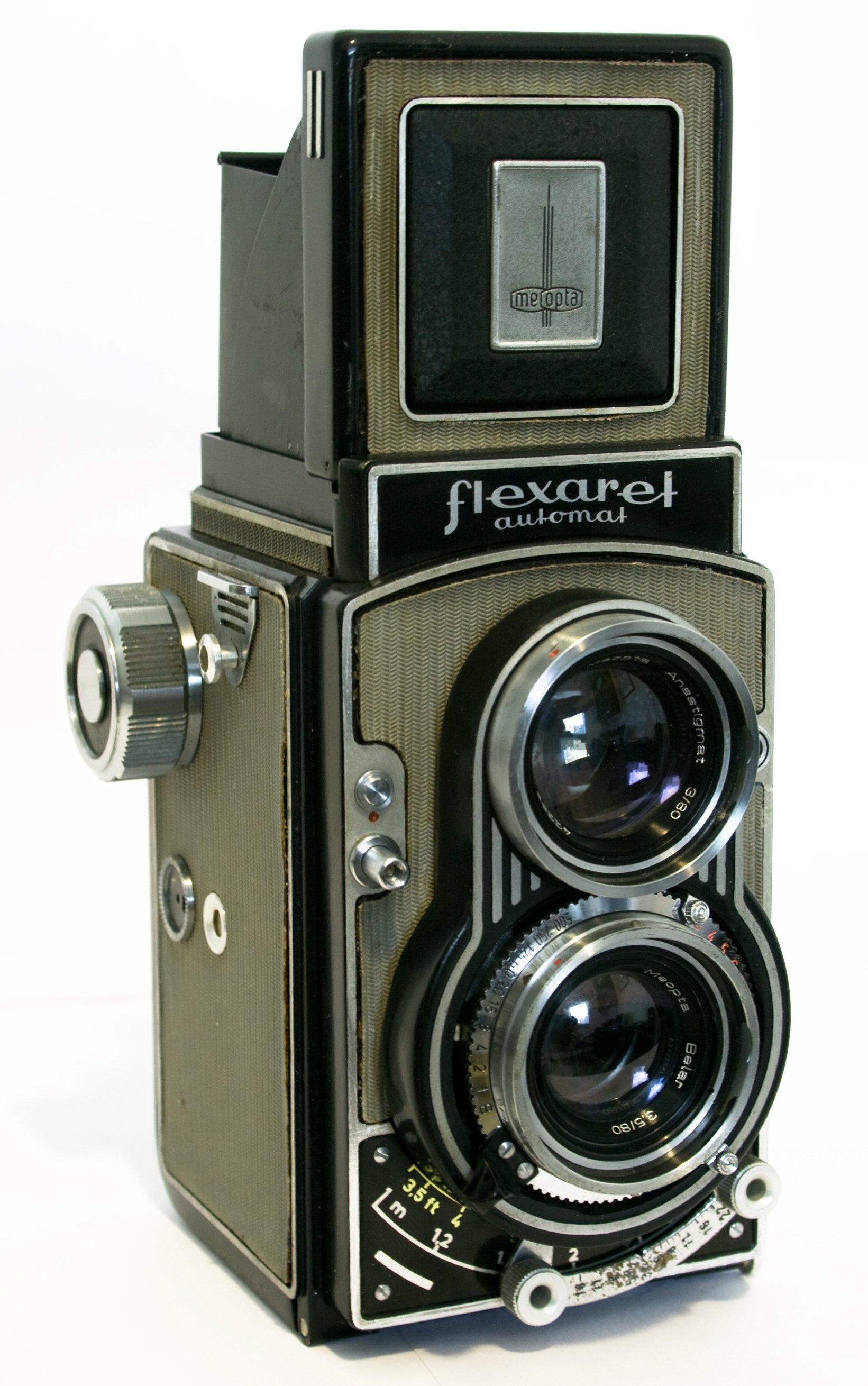 Flexaret - Wikipedia: https://en.wikipedia.org/wiki/Flexaret