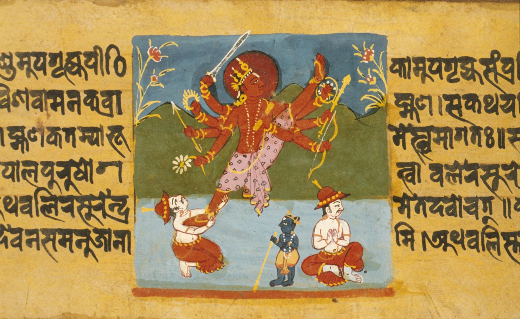the mark of vishnu summary The mark of vishnu essay кирилл.