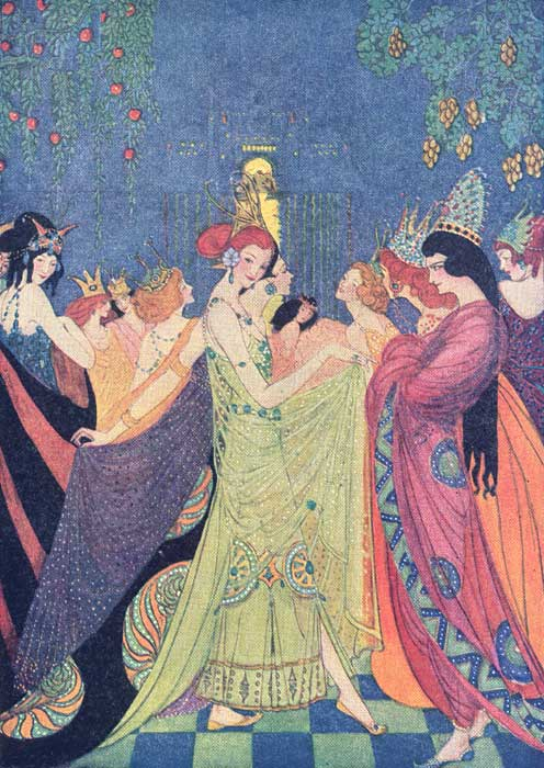 The Twelve Dancing Princesses Wikipedia