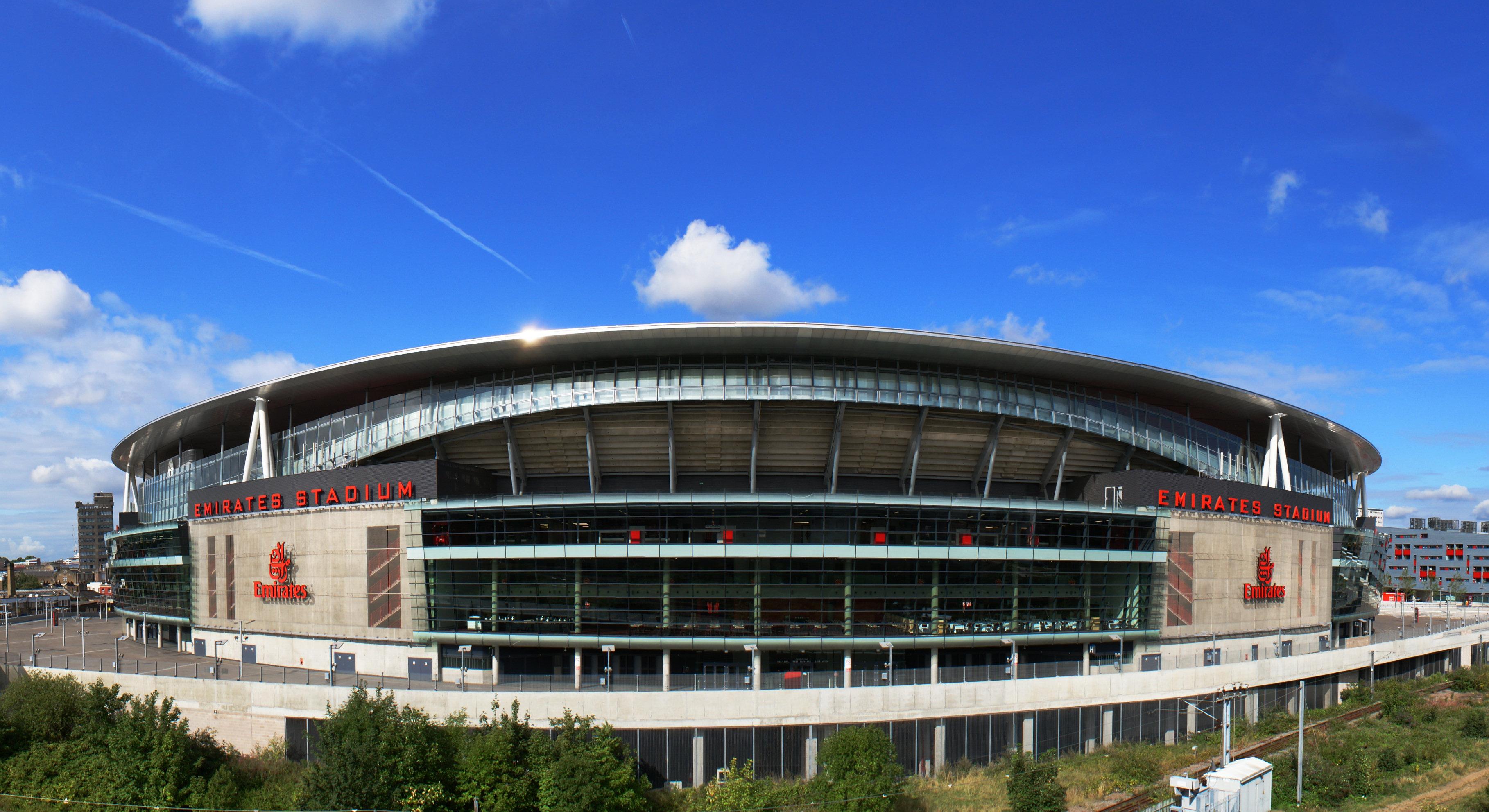 Hd wallpaper england - File Emirates Stadium East Side Composite Jpg