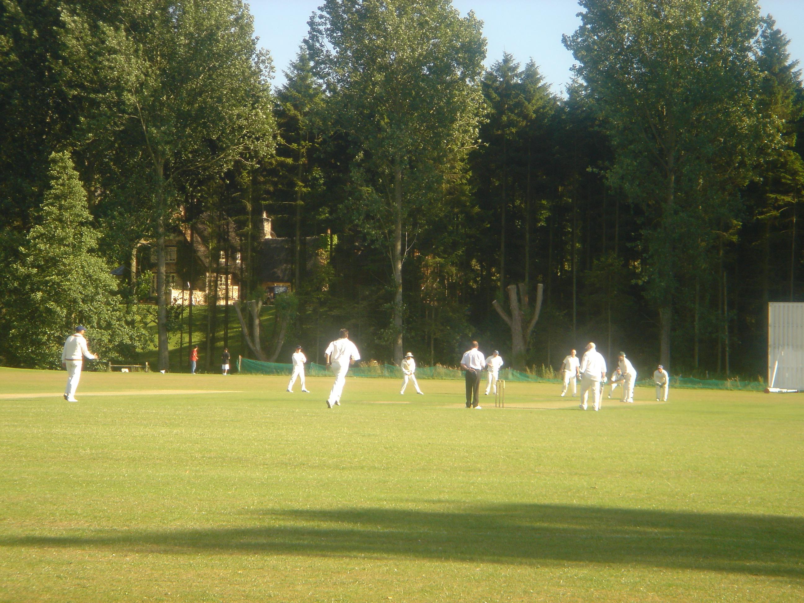 English Village Cricket