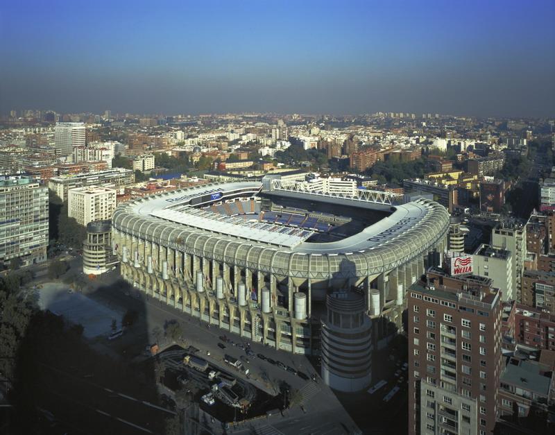 Estadio Santiago Bernabéu - Wikipedia, la enciclopedia libre
