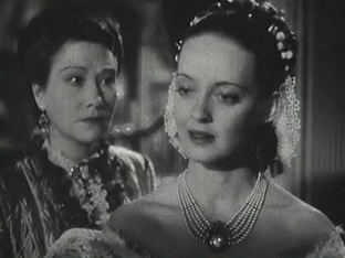 Cropped screenshot of Fay Bainter and Bette Da...