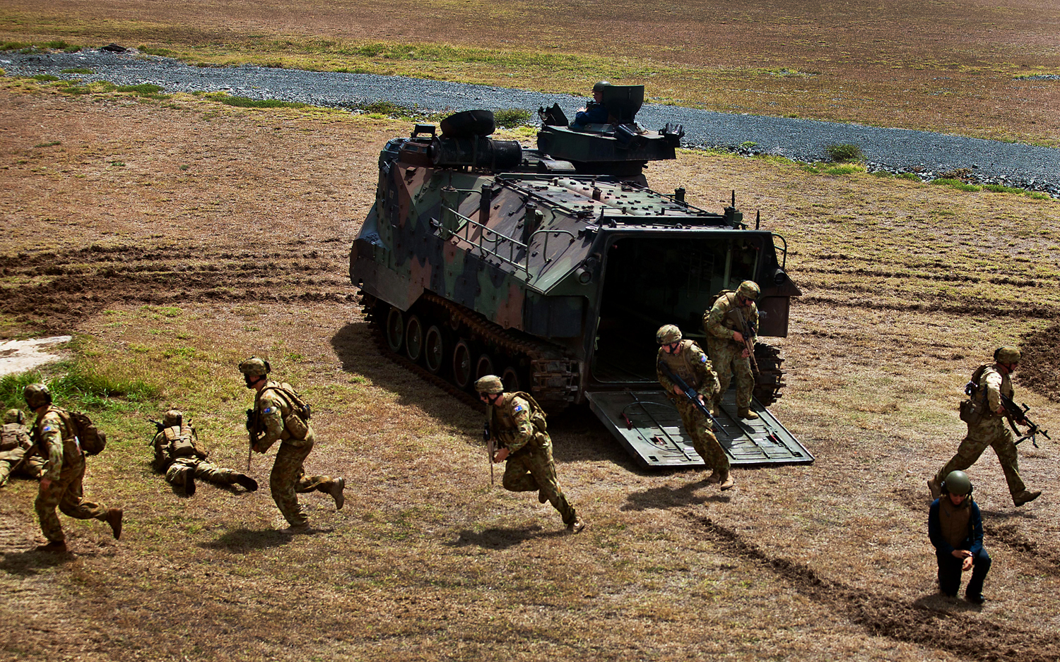 File:Flickr - Official U.S. Navy Imagery - Australian army ...