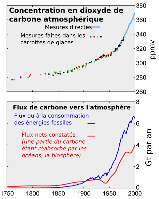 EFFET DE TERRE dans RECHAUFFEMENT CLIMATIQUE Flux_carbone_fr