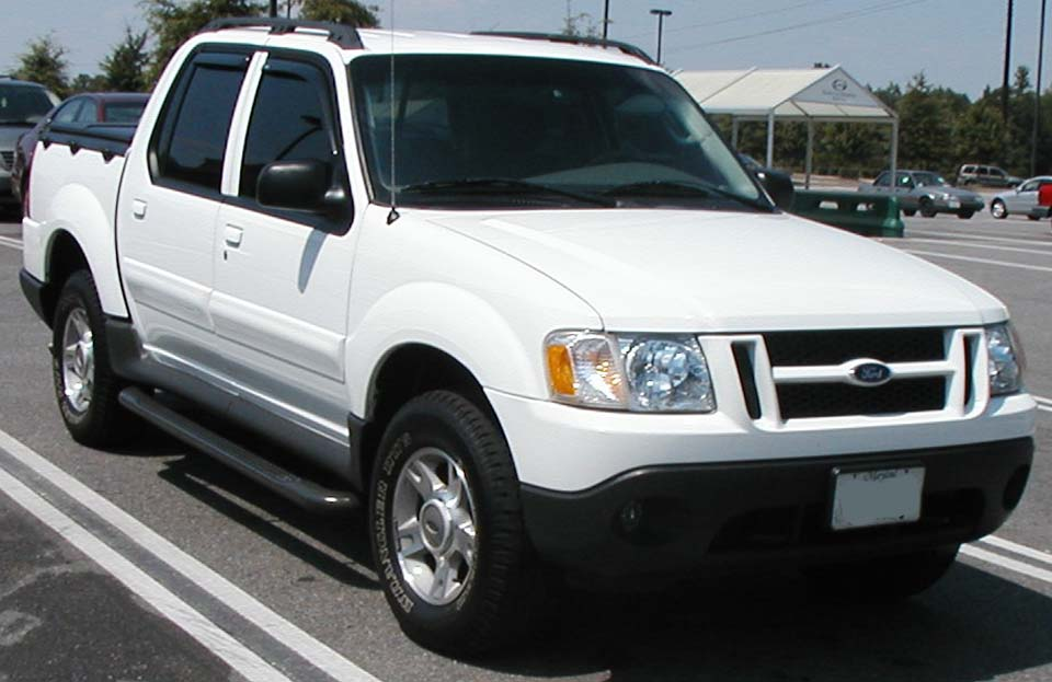 file ford explorer sport wikimedia commons. Cars Review. Best American Auto & Cars Review