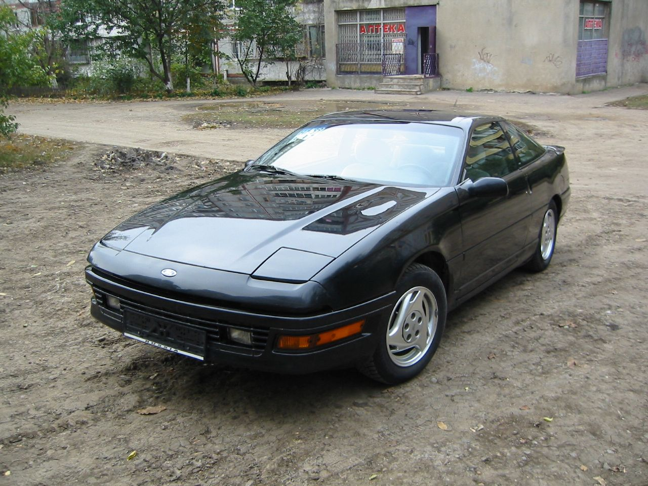 ford probe wikipedia autos post. Black Bedroom Furniture Sets. Home Design Ideas